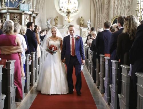 Bröllop i Österås kyrka
