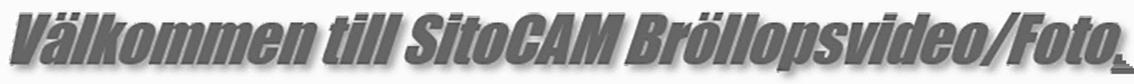 SitoCAM WebbVideoshop Logo