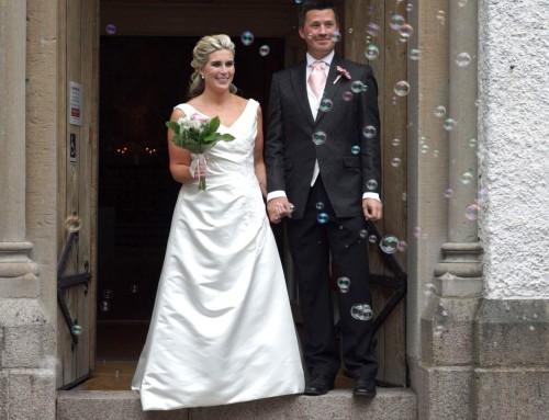 Bröllop i Sura Kyrka